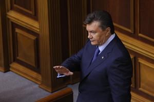 """Янукович: """"Хватит жаловаться и унижаться!"""""""