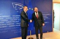 Клюев рассказал президенту Европарламента о реформах