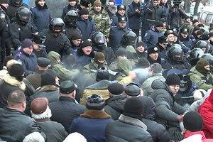 Геращенко: беспорядки в Виннице - следствие разногласий губернатора и главы облсовета