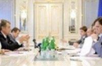 Ющенко обсудил с губернаторами кадровые вопросы