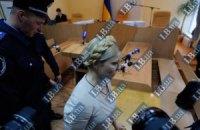 Тимошенко снова вернула свою любимую «роль мученицы»
