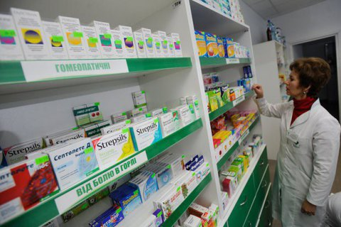 Украина отдала закупки лекарств на аутсорс