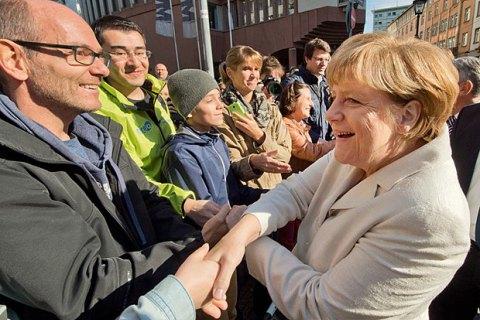 Меркель— единый кандидат навыборах вбундестаг отблока ХДС/ХСС