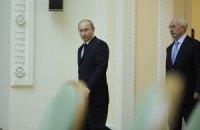 Азаров и Путин встретятся в июле