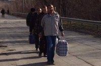 Троих украинцев освободили из плена боевиков на Донбассе (обновление)
