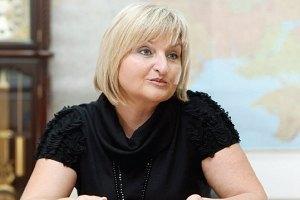 Ирина Луценко подала прокурору заявление о преступлении