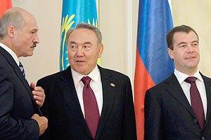 Янукович через месяц встретится с Путиным, Лукашенко и Назарбаевым