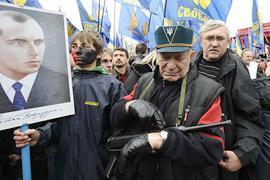 Три области Украины заговорили о революции