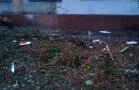 В Ивано-Франковской области дом обстреляли из гранатомета