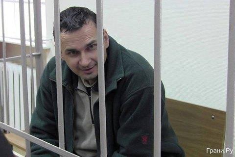 Похищенный гражданин Украины Сенцов дал показания в российском