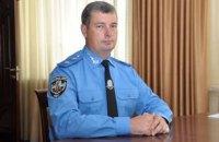 Суд арестовал и.о. начальника Нацполиции Черкасской области на 2 месяца
