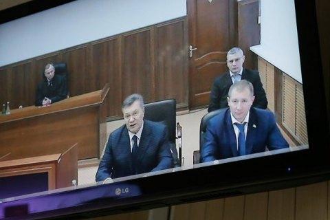 Луценко сообщил Януковичу оподозрении вгосизмене