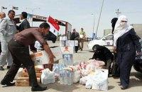 В Сирии началась гуманитарная операция ООН