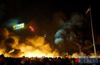 Милиция начала штурм Майдана (трансляция)