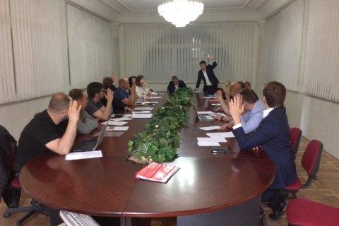 Сын Гриценко возглавил совет общественного контроля при НАБУ