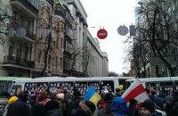 Сотрудников Кабмина, Рады и АП пускают на работу по удостоверениям (обновлено)