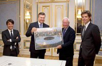 Янукович: создание редакции Euronews в Украине является шагом к развитию демократии