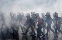 Турецкая полиция ворвалась на площадь Таксим
