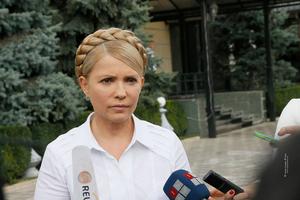 Тимошенко просит Порошенко ветировать законы о спецстатусе Донбасса и амнистии