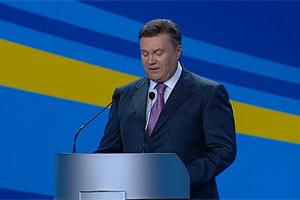 Янукович пообещал не допустить нарушения свободы слова на выборах