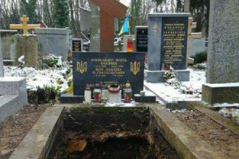 ИНП: более 250 захоронений выдающихся украинцев за границей могут ликвидировать