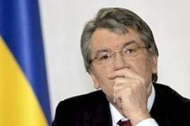 Ющенко может отменить визит во Львов из-за эпидемии