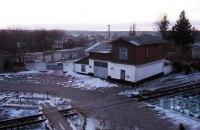 В Черкасской области сошли с рельсов семь вагонов грузового поезда