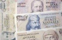 У Великобританії вже готові друкувати драхми для Греції