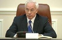 Азаров: Россия не выдвигает политических требований в газовых переговорах