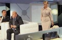 Бенефіс Тимошенко в своєму звичному амплуа «плакальниці за народ»  (частина друга)