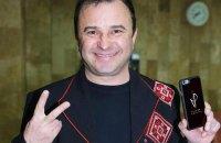 Порошенко сделал Виктора Павлика народным артистом Украины