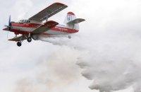 В Саратовской области разбился легкомоторный самолет