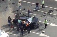 Лучший водитель Управления делами президента РФ погиб в ДТП в Москве