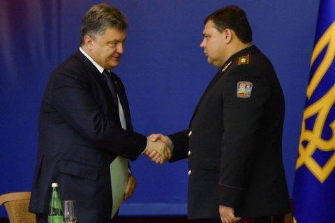 Порошенко призначив начальника ГУР заступником глави Адміністрації Президента