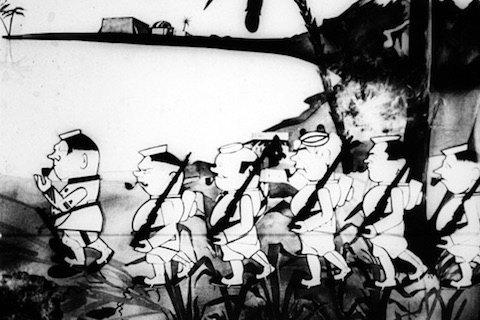 """У рамках виставки плакатів в """"Арсеналі"""" пройде кінопрограма на тему пропаганди"""