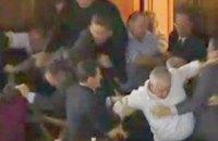 По факту драки в Раде возбуждено уголовное дело