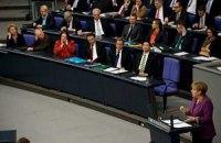 Бундестаг одобрил финансовую помощь Греции