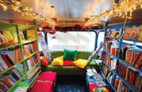 В Киеве с сентября появится автобус-библиотека