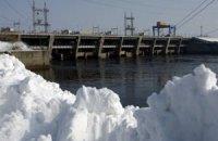 Власти исключают неконтролируемое наводнение в Киеве