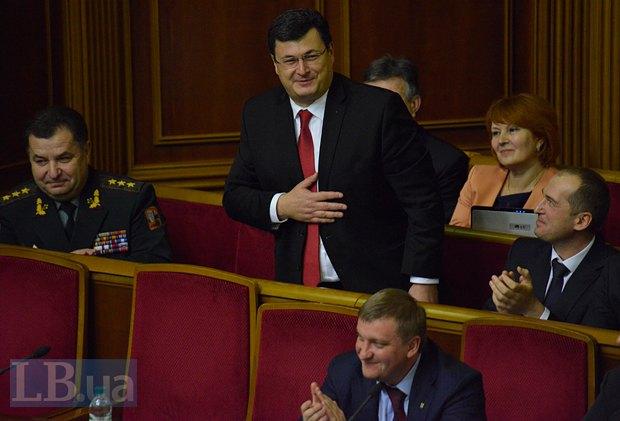 """Грузинский министр, но украинский """"смотрящий"""""""