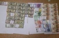 В Одессе изъяли €150 тыс. при обыске в конвертационном центре