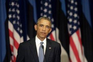 Обама обещал Джемилеву не отменять санкции против России до освобождения Крыма