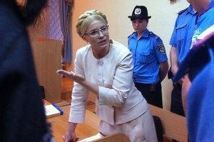 Павлычко написал стих о суде над Тимошенко