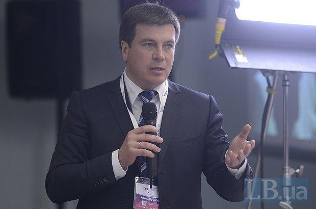 Геннадий Зубко, народный депутат Украины