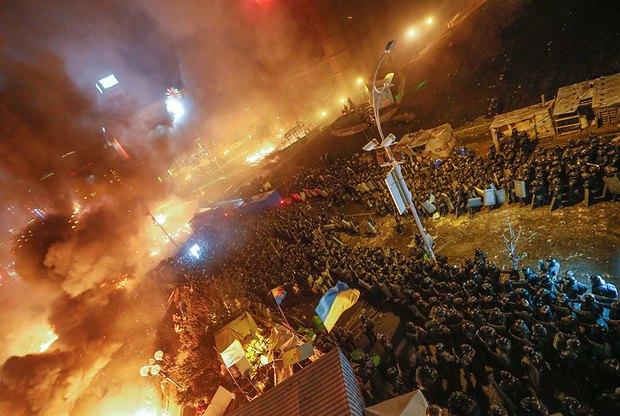54e44dd90bc10 Год с начала самых черных, самых кровавых дней Майдана