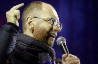 Яценюк: на Майдане напишут новую Конституцию
