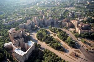 Депутаты расширили границы Харькова