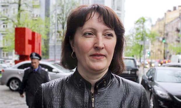 Глава НАЗК Наталія Корчак