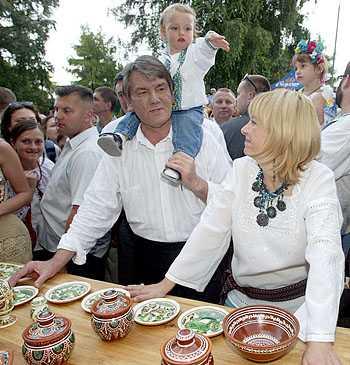 Ющенко історія померлих ілюзій