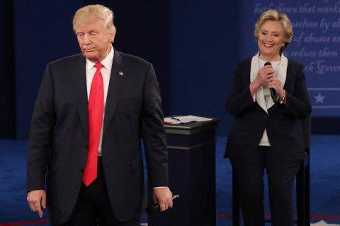 Трамп запропонував Клінтон зробити тест надопінг перед дебатами